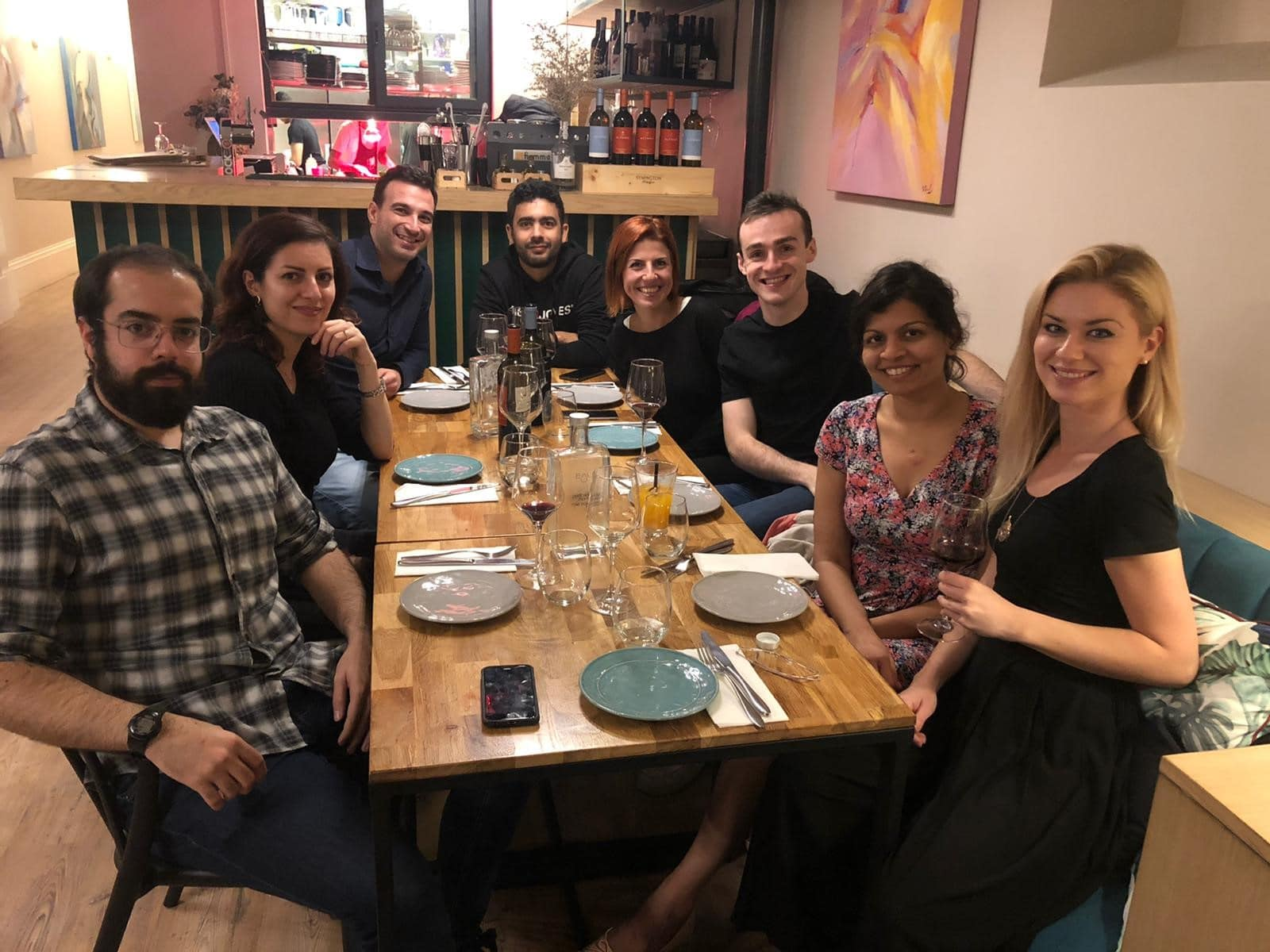TransPot Consortium Meeting October 2019